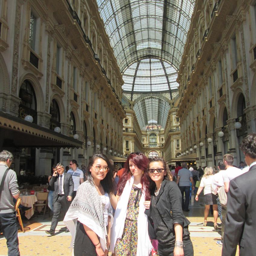 Gallerie Milan