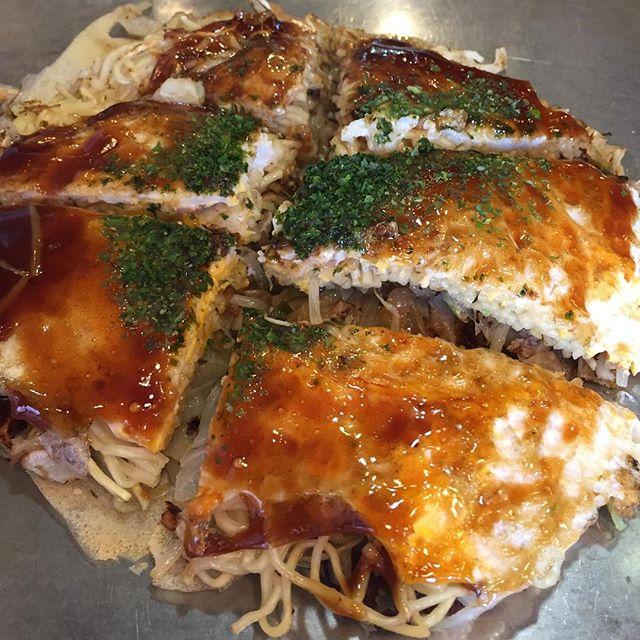 Okonomiyaki 😋