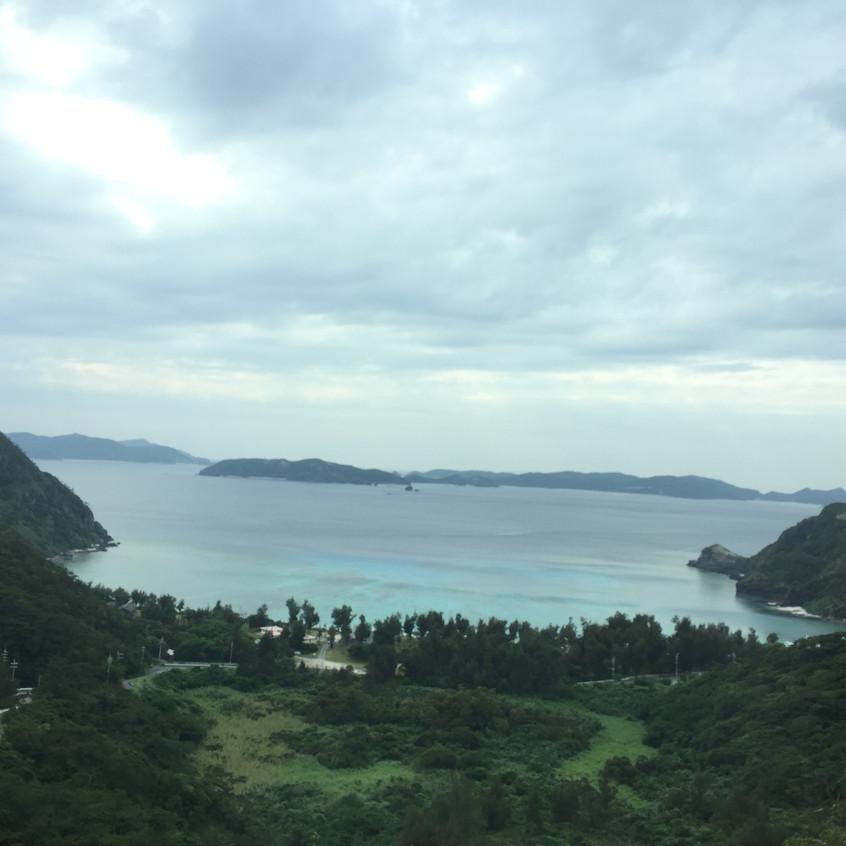 Vue sur Tokashiki