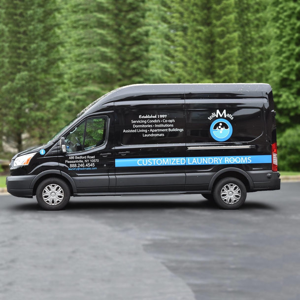Picture of TediMatts van