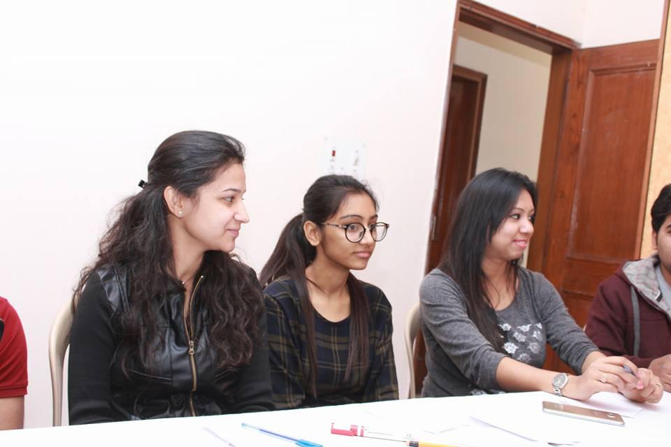 YCF Volunteer Meet