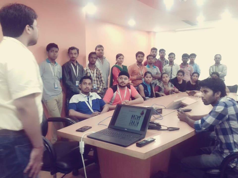Awareness Session at Yaantra.com