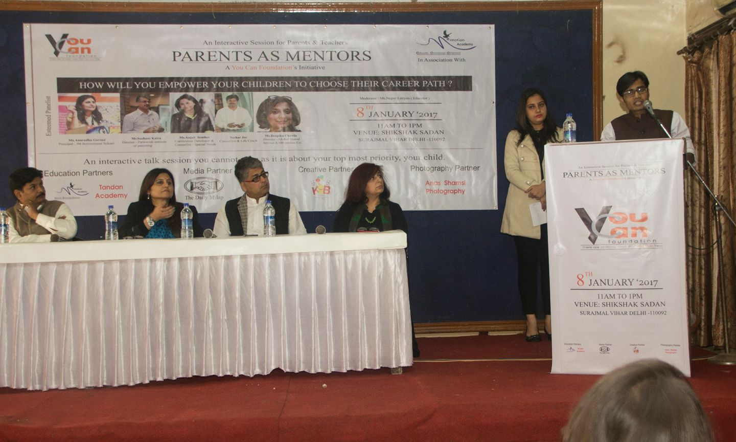 Pannel Discuss on Parenting