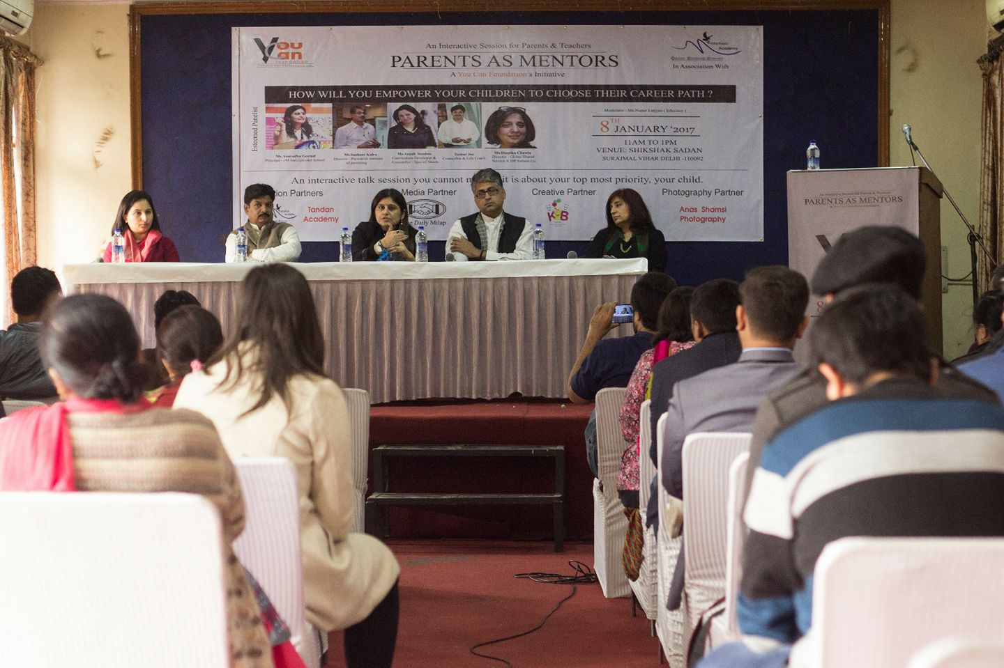 Pannel Discussion on Parenting