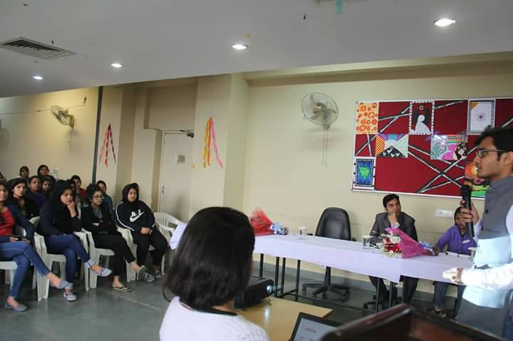 session on women empowerment