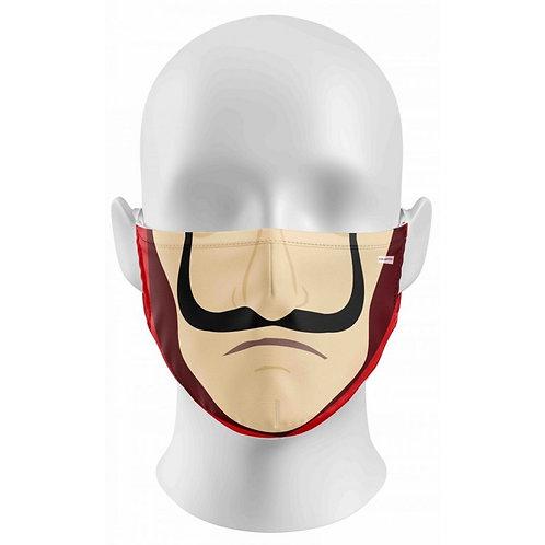 Masque Casa de papel en tissu