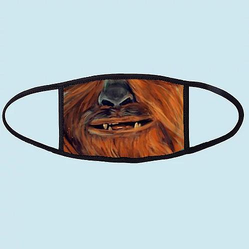 Masque en tissu Chewie - Réutilisable et lavable