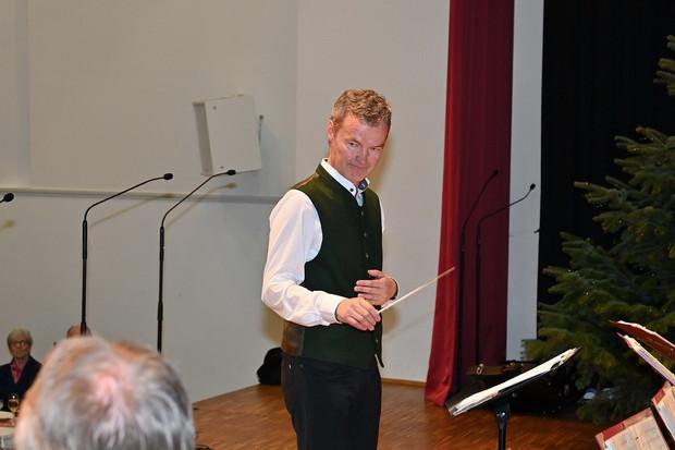 Geburtstagsfeier unseres Pfarrers Bernhard Preiss