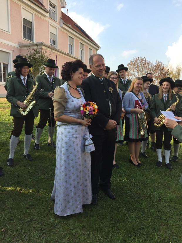 Hochzeit Claudia & Harti