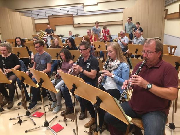 Wir freuen uns über neue Jungmusiker