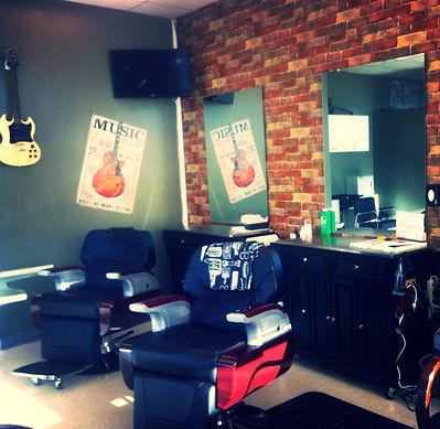 Barbershop Marshall VA