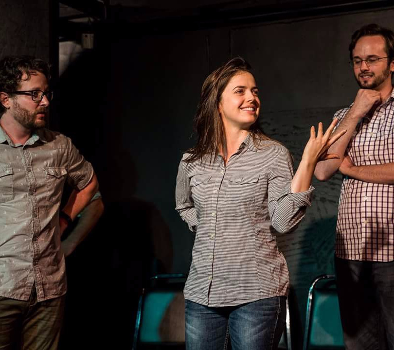 """Improv with """"Mouthfeel Comedy""""!"""