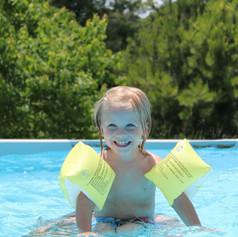 Piscina: actividades acuáticas