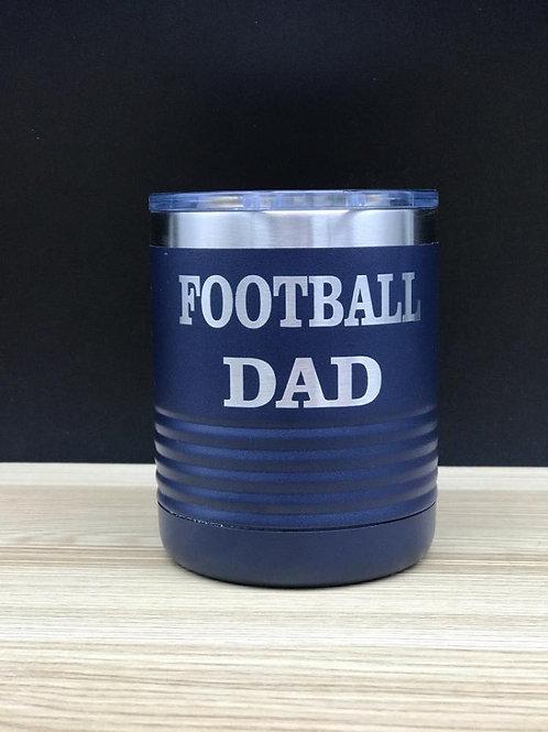 Sport Dad 10 oz Tumbler