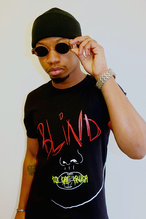 Blind to the truth tee
