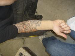 Tattoo Coverage