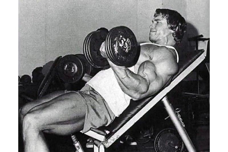 Treino de Bíceps para Aumento de Massa