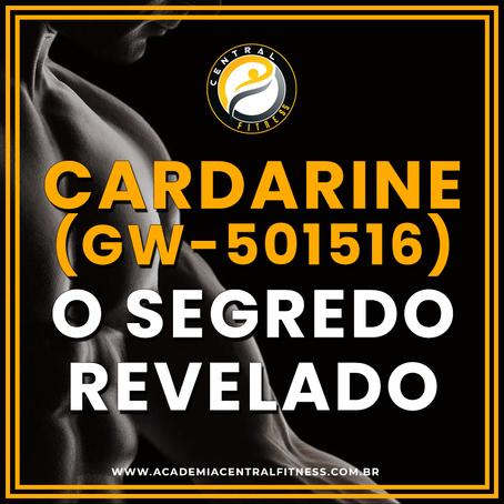OS SEGREDOS DA CARDARINE (GW-501516)