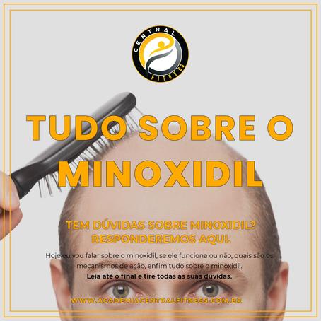 TUDO SOBRE O MINOXIDIL