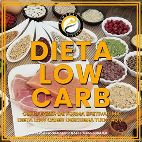 Como fazer DIETA LOW CARB que funciona?