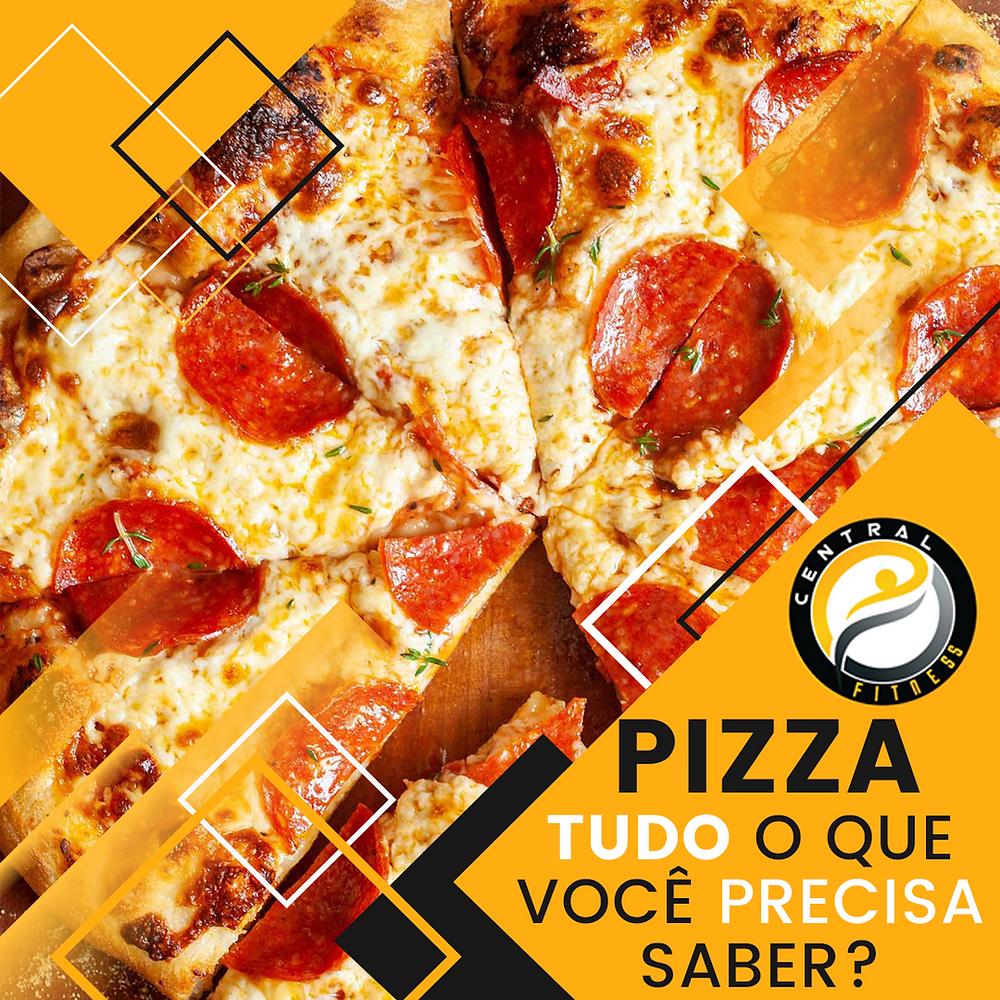 academia central fitness - pizza - academia