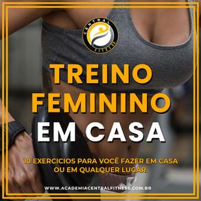 Treinamento para mulheres: plano de exercícios para iniciantes em casa