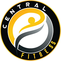 Logo academia central fitness