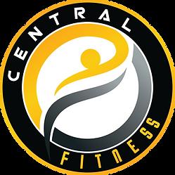 Logo academia central fitness