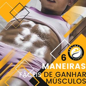 Como criar massa muscular RÁPIDO. 6 dicas que mudarão seus conceitos de massa muscular.