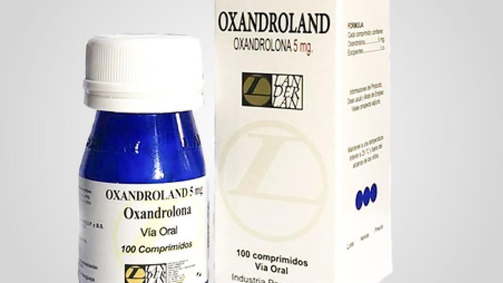 OXANDROLONA - ACADEMI CENTRAL FITNESS