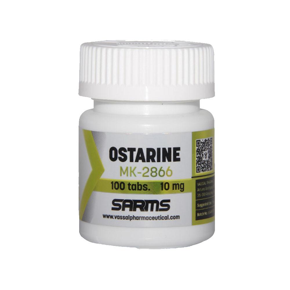 ostarine- academia central fitness