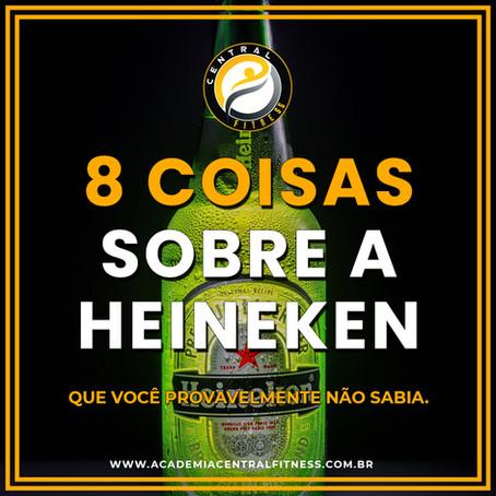 8 coisas que você não sabia sobre as cervejas Heineken