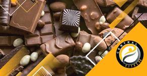 Chocolate pode realmente ajudar o seu treino?