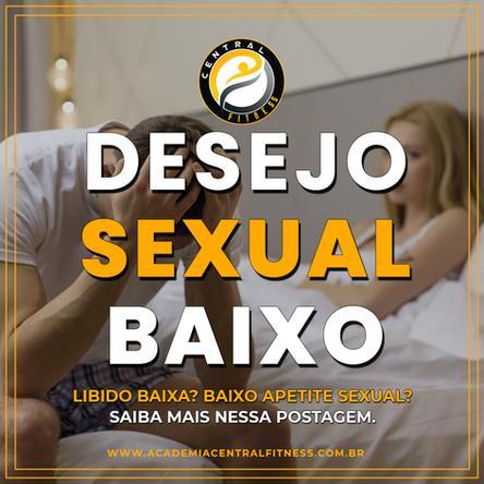 5 CAUSAS DA SUA PERDA DE LIBIDO (DESEJO SEXUAL)