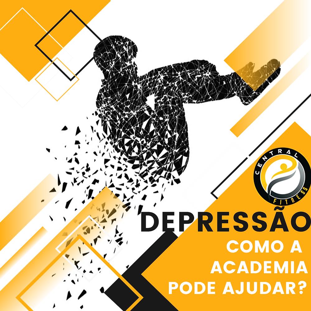 Academia ajuda contra a depressão?