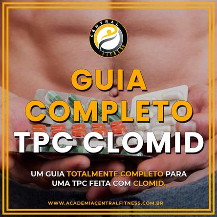 TERAPIA PÓS-CICLO COM CLOMID