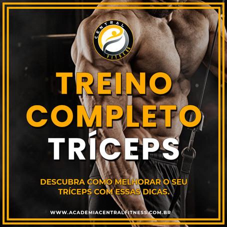 Treino de Tríceps Completo