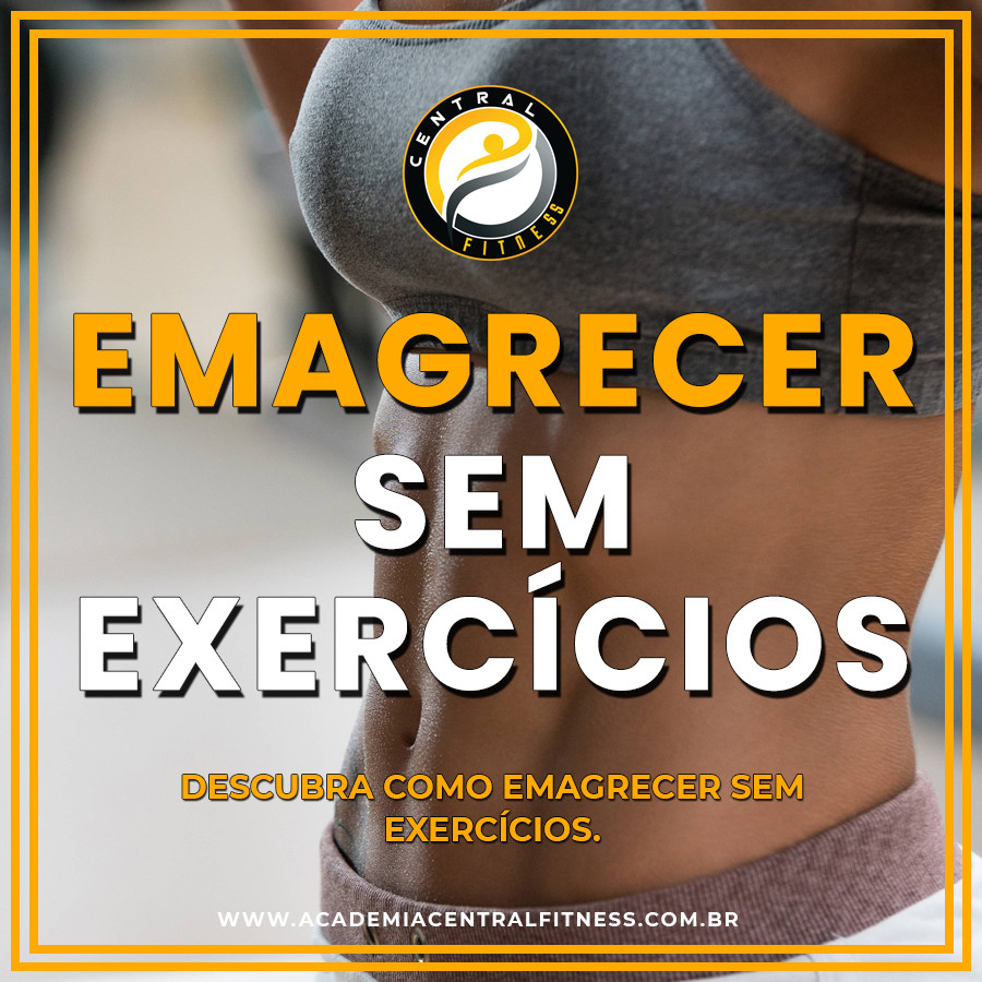 Como Queimar Gordura Sem Fazer Exercícios