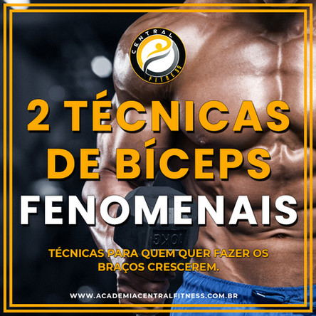 2 Métodos de Treino de Bíceps para Aumento de Massa