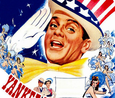 1 Woman, 100 Movies - #100: Yankee Doodle Dandy