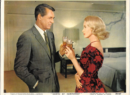 1 Woman, 100 Movies - #99: North by Northwest