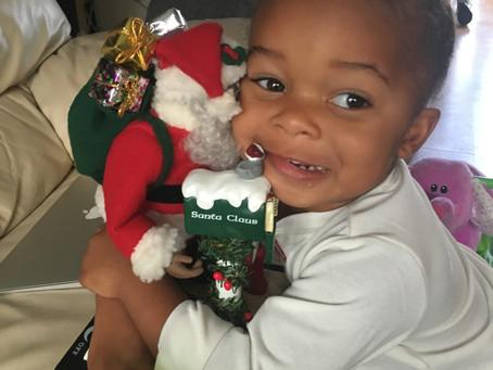 Santa is Black