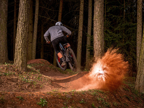 The #1 rule on improving mountain bike skills