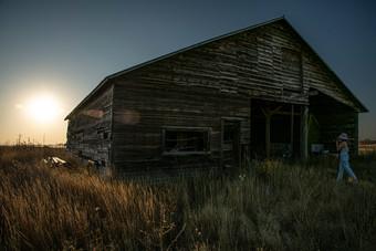 Bronte and barn 2.jpg