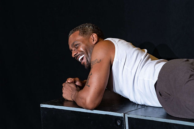 Richard Blackwood in Typical by Ryan Cal