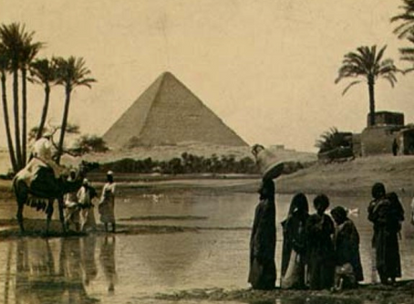 New Cavity found in                Egyptian Pyramid!