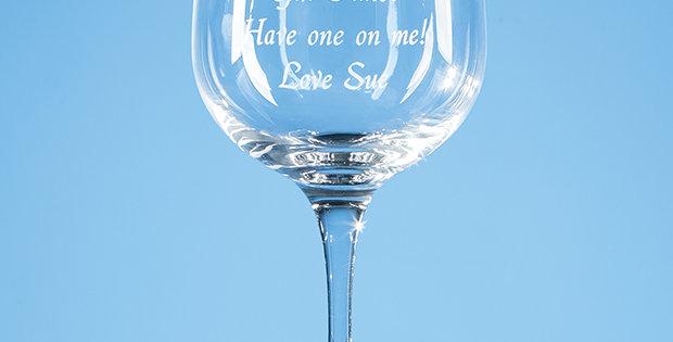 CG STL12 755ml Connoisseur Spanish Gin Glass