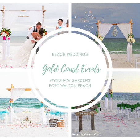 Gold Coast Events Ties the Knot with Wyndham Garden in Fort Walton Beach