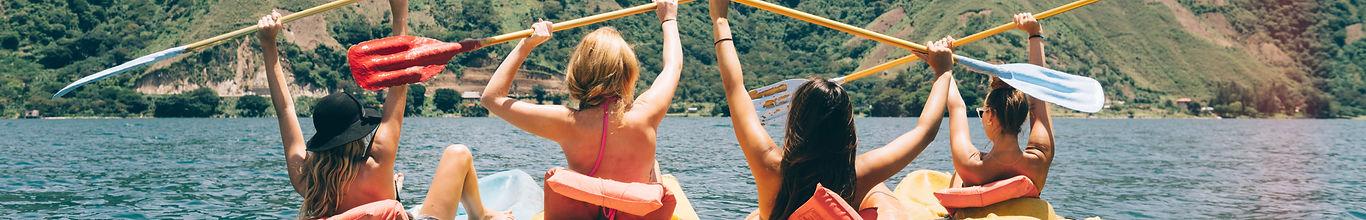 Canoeing and Kayaking Insurance