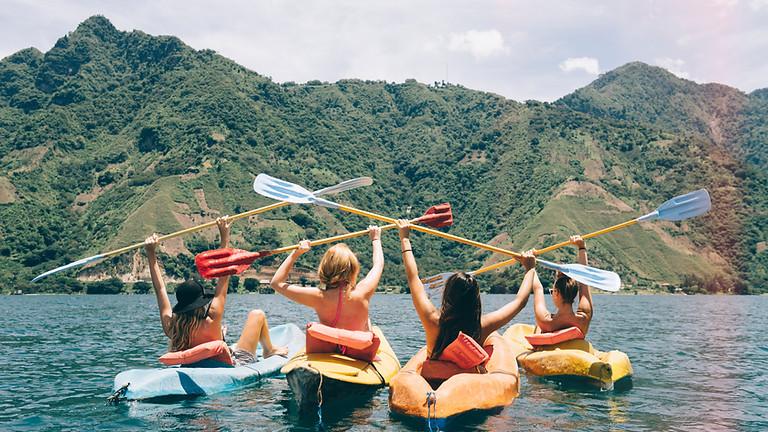 Tallebudgera Overnight Kayak Adventure